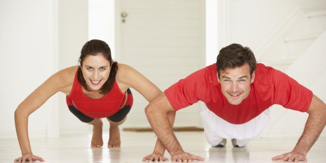 Voll im Trend: Muskelaufbau und Krafttraining zu Hause
